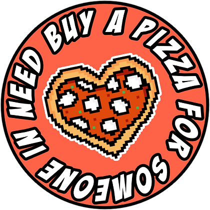 Pizza for the People; Buy a pizza for someone in need
