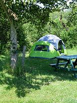 Renfrew Camping rent-the-tent