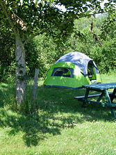 Renfrew Camping rent-the-tent