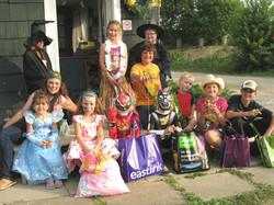 Renfrew Camping Halloween costumes