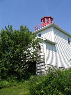 Burncoat Lighthouse, Hwy 215