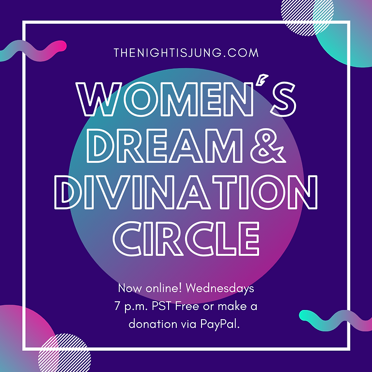 Online Dream & Divination Circle for Women