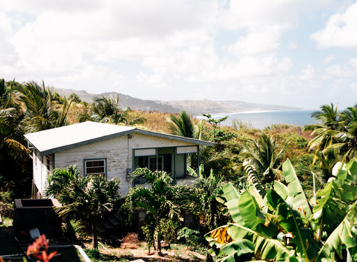 Life on the little island of Barbados.