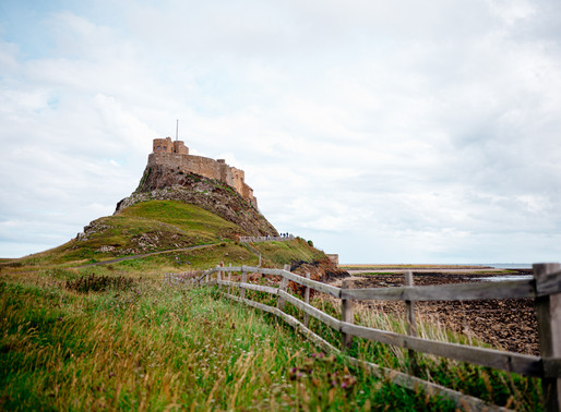 Castles and Coastline, an exploration of Northumberland.