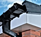 Minor repair prices gutter & bracket section - Gutter Cleaning Nottingham