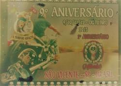 9° Aniversário Tribo do Asfalto MC