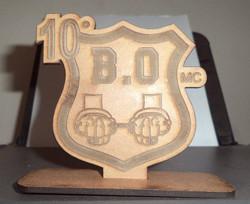 10° Aniversário B.O. Moto Clube