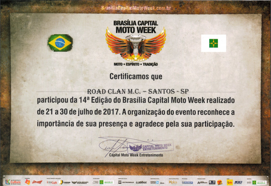 14° Brasilia Capital Moto Week