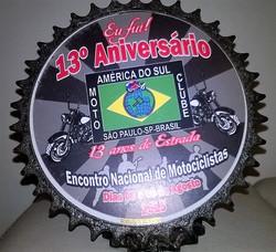 13° Aniversário America do Sul