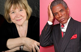 Marylouise Burke and Andre De Shields