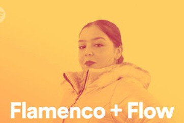 AZRAEL EL MATA de nuevo en  Flamenco + Flow
