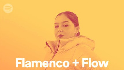 CHOCANO entra en la playlist Flamenco + Flow