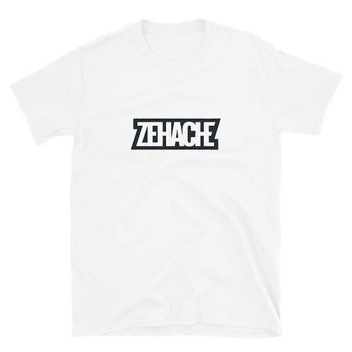 """Camiseta Unisex ZeHache """"Logo"""""""