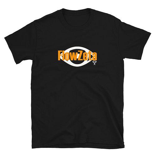 """Camiseta Unisex FlowZeta """"FlowZeta"""""""