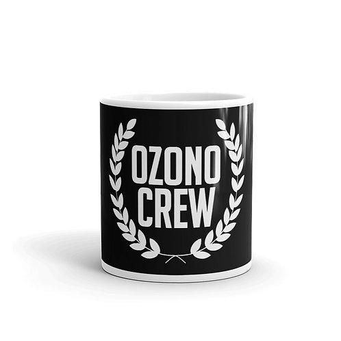 "Taza Ozono Crew ""Logo"""