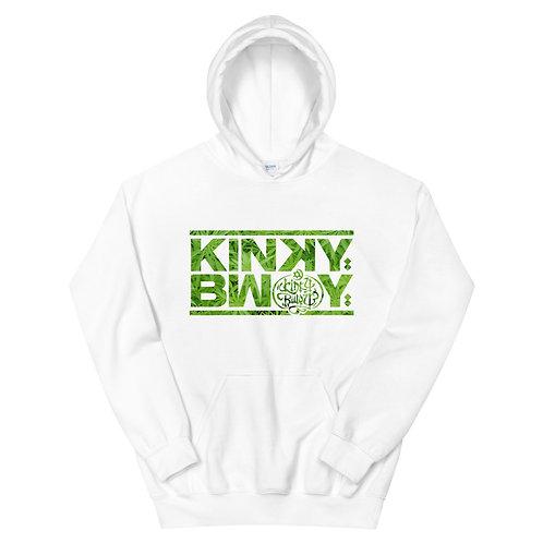 """Sudadera Unisex Kinky Bwoy """"Logo"""""""