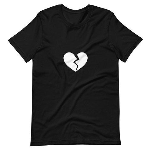 "Camiseta Unisex ""Corazón Roto"" Jony El Pipo"