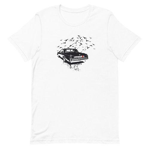 """Camiseta Unisex Censurados """"Coche"""""""