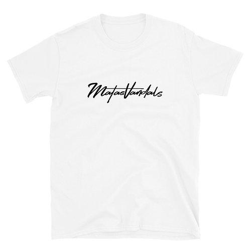 """Camiseta Unisex MatasVandals """"Logo"""""""