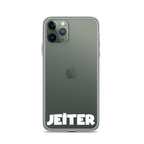 "Funda Iphone Jeiter ""Logo"""