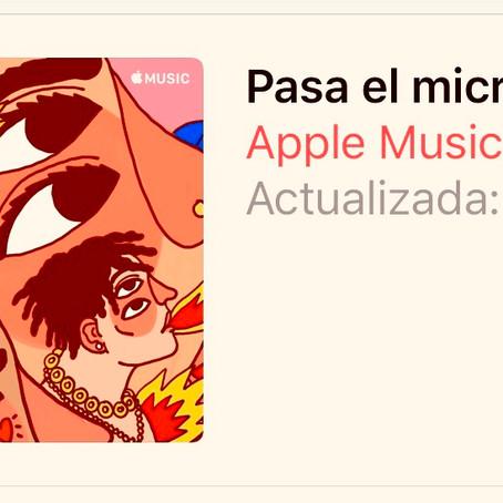 """DA SILVA entra en """"Pasa El Micro"""" de iTunes USA"""