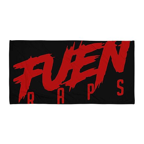 "Toalla Fuenraps ""Logo Rojo"""
