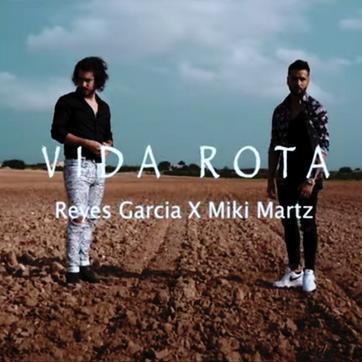 REYES GARCÍA Y MIKI MARTZ