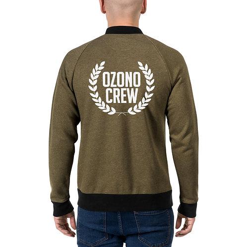 "Bomber Unisex Ozono Crew ""Logo"""