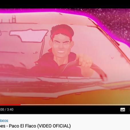 """""""PACO EL FLACO"""" - El Jincho ft. Lopes."""