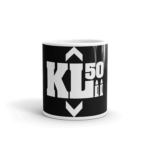 """Taza """"KL50"""""""