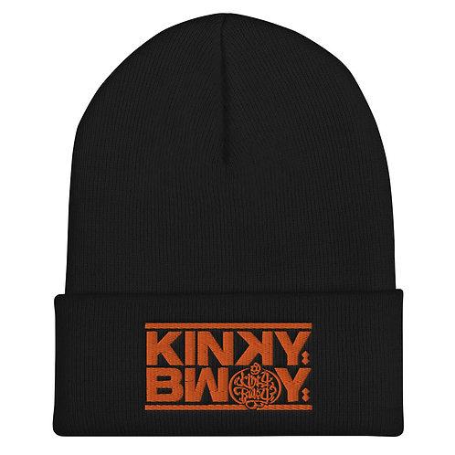 """Gorro Kinky Bwoy """"Logo"""""""