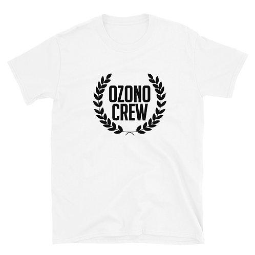 "Camiseta Unisex Ozono crew ""logo"""