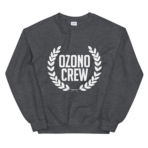 "Sudadera S/C Ozono Crew ""Logo"""