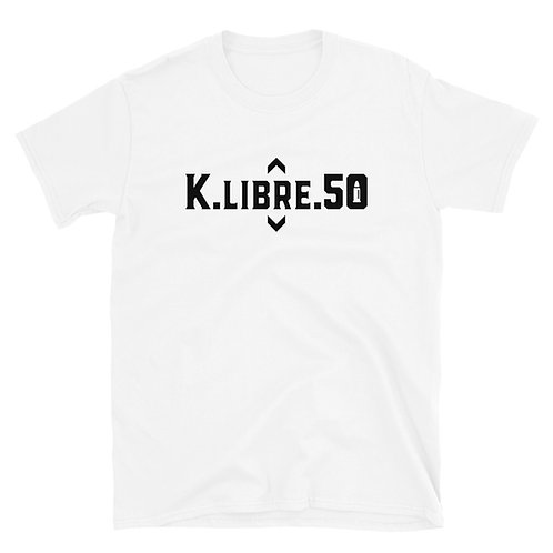 "Camiseta Unisex KLibre50 ""Logo"""