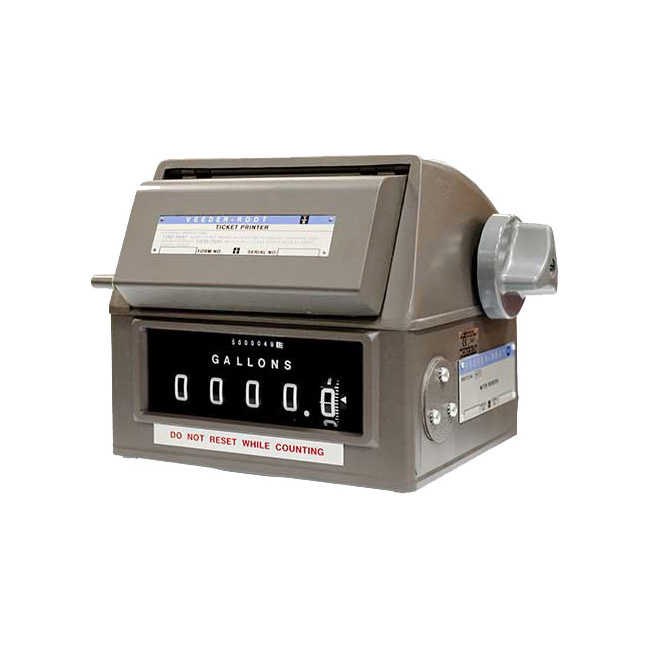 Ticket Printer & Counter