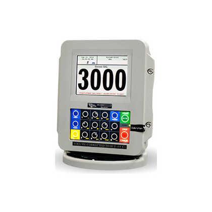 TCS 3000 Display