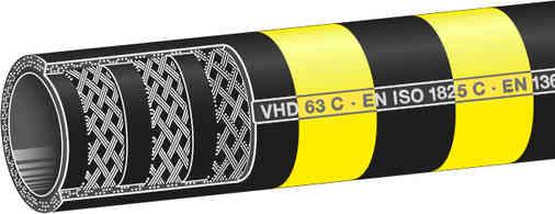 VHD-C hose