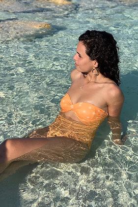 FuSwim One Piece in Yellow Sun