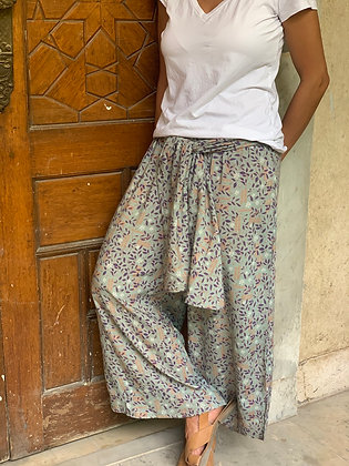 Layla Everyday Pants in Turquoise