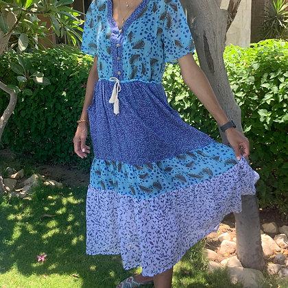 A Joy in Fayoum Dress