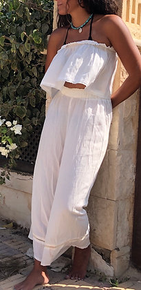 Beachtime Pants in White