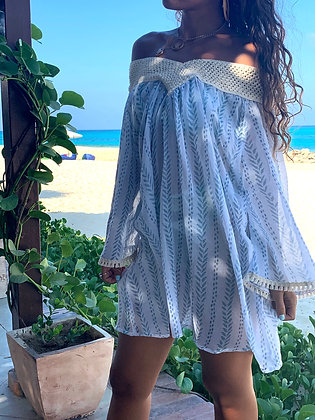 Flirty Beach Fayoumi Coverup