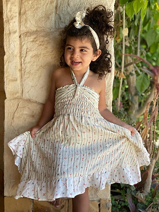 Mini Fatma Amazighi White Palm