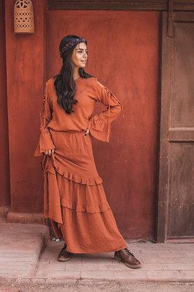Shali Date Skirt