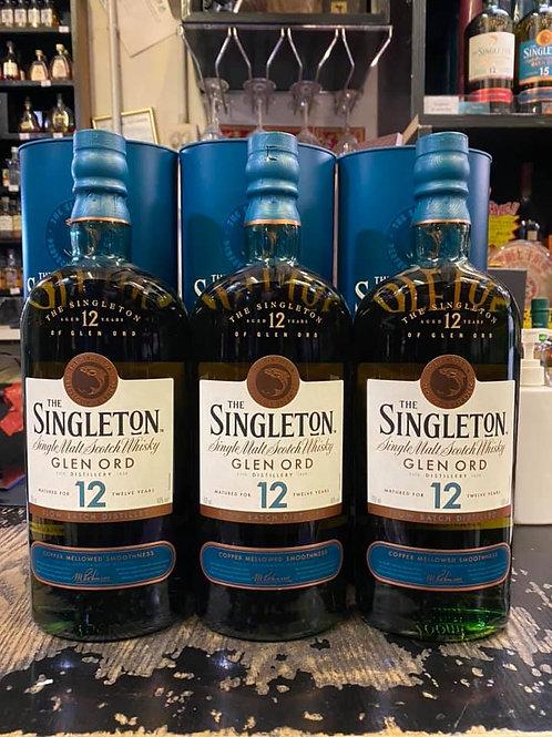 Singleton 12yo Single Malt Whisky x 3bottles