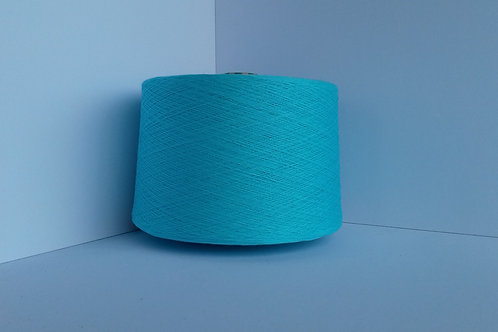 Pale Turquoise 336 - Combed Cotton Yarn - NE 16/2 - 1.65kg