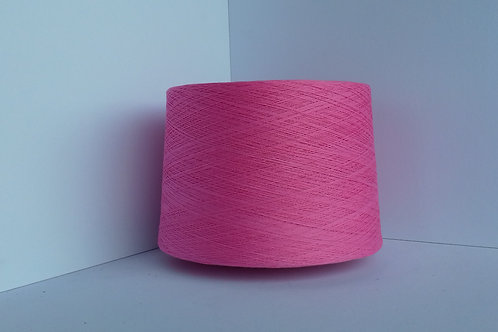 Shocking Pink 338 - Combed Cotton Yarn - NE 16/2 - 1.65kg
