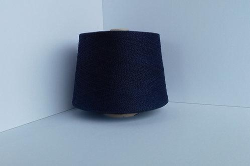 Blueblack Marl - Combed Cotton Yarn - NE 16/2 - ??kg
