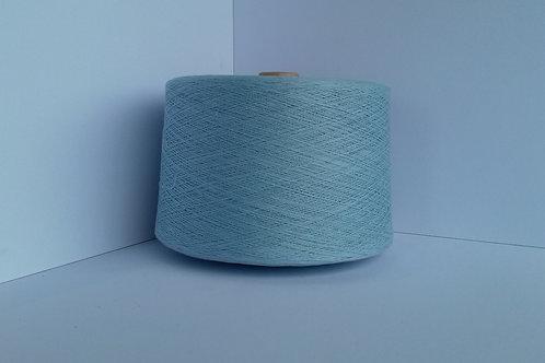 Dusky Blue 114 - Combed Cotton Yarn - NE 16/2 - 1.65kg