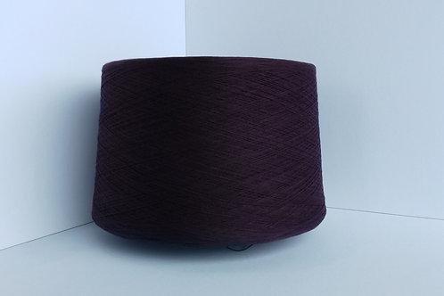 Aubergine 329 - Combed Cotton Yarn - NE 16/2 - 1.65kg